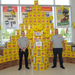 """Inserra Supermarkets' ShopRite of Palisades Park Hosts """"Help Bag Hunger"""" Event to Aid in Filling the Shelves of Local Food Pantries and Charities"""