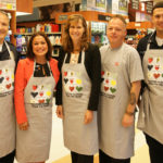 """Inserra Supermarkets' ShopRite of Hoboken Hosts """"Help Bag Hunger"""" Event to Aid in Filling the Shelves of Local Food Pantries and Charities"""