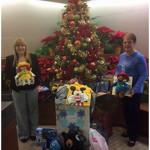 Alfred Sanzari Enterprises' Annual Gift and Toy Drive a Success