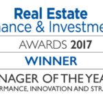 "Castle Lanterra Properties Receives Real Estate Finance & Investment's 2017 ""Manager of the Year"" Award"