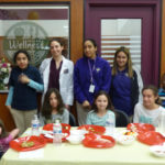 """Chefs-in-Training Delight in Creating Pizza Bagels with Added Veggies at ShopRite of Lodi's Free """"Kids Day"""""""
