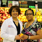 Jersey City Resident Carole Mc Leod is Winning Battle with Type 2 Diabetes with Help from Inserra Supermarkets' Registered Dietitian