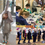 Temple Sharey Tefilo-Israel Celebrates Purim with Abba Spoof, Crafts and Games