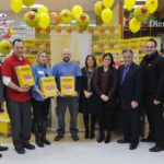 Two Associates from ShopRite of Lyndhurst Featured on Special Edition Cheerios Box