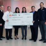 Inserra Supermarkets and PepsiCo Raise $40,000 for Hackensack Meridian Health Hackensack University Medical Center's Tackle Kids Cancer