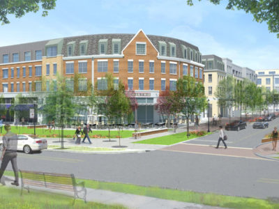 Levin Named Retail Leasing Agent for New Mixed-Use Development