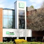 Cushman & Wakefield Marketing TD Bank Building in Ramsey, N.J.
