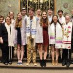 TSTI Students Celebrate 2017 Hebrew High Graduation