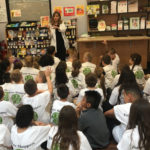 "Gavlak and Jefferson School Third Graders in Wallington Learned Essentials of Healthy Eating and Meal Planning with Help of Inserra Supermarkets' ""Future Shoppers"" Program"