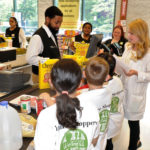 "Wallace School 3rd Graders Learned Essentials of Healthy Eating and Meal Planning with Help of Inserra Supermarkets' ""Future Shoppers"" Program"