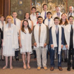 Temple Sharey Tefilo-Israel Celebrates Confirmands