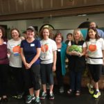 Women's Connection of TSTI Help at the Interfaith Food Pantry of the Oranges
