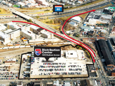 Cushman & Wakefield Arranges $15.34 Million Financing for I-80 Distribution Center in Paterson, NJ