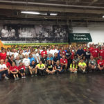 NAIOP NJ Volunteers Collected Cash, Food for Community FoodBank of NJ