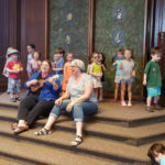 TSTI Campers Enjoy Music, Movement and Exploration