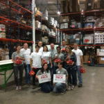 Cushman & Wakefield Volunteers to Help Central PA Food Bank Families