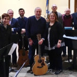 Member Musicians and Clergy at Temple Sharey Tefilo-Israel Make Beautiful Music and Memories at South Orange Synagogue