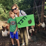 TSTI Religious School and Preschool Families Enjoy Rosh Hashanah Apple Picking