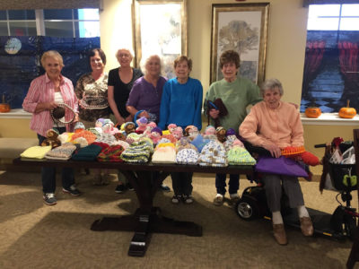 Crafty Barnegat Residents Use their Talents for a Cause
