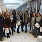 "Berger Organization and ""Hotel Impossible"" Designer, Blanche Garcia Host Student Tour of TRYP Hotel in Newark"