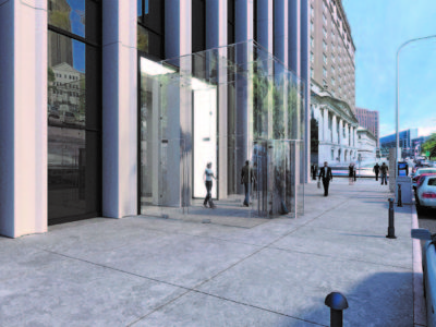 Berger Organization Plans Major Renovations to 33 Washington Street Office Tower