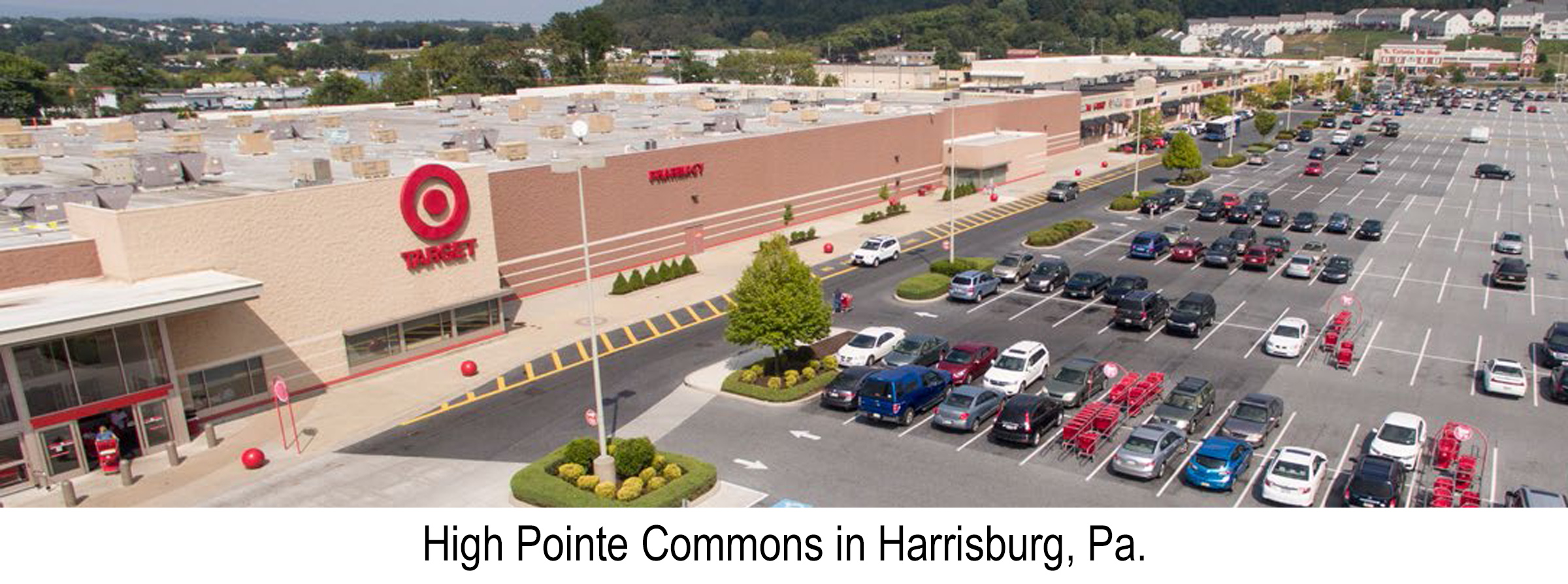 Levin Appointed To Lease, Manage High Pointe Commons In