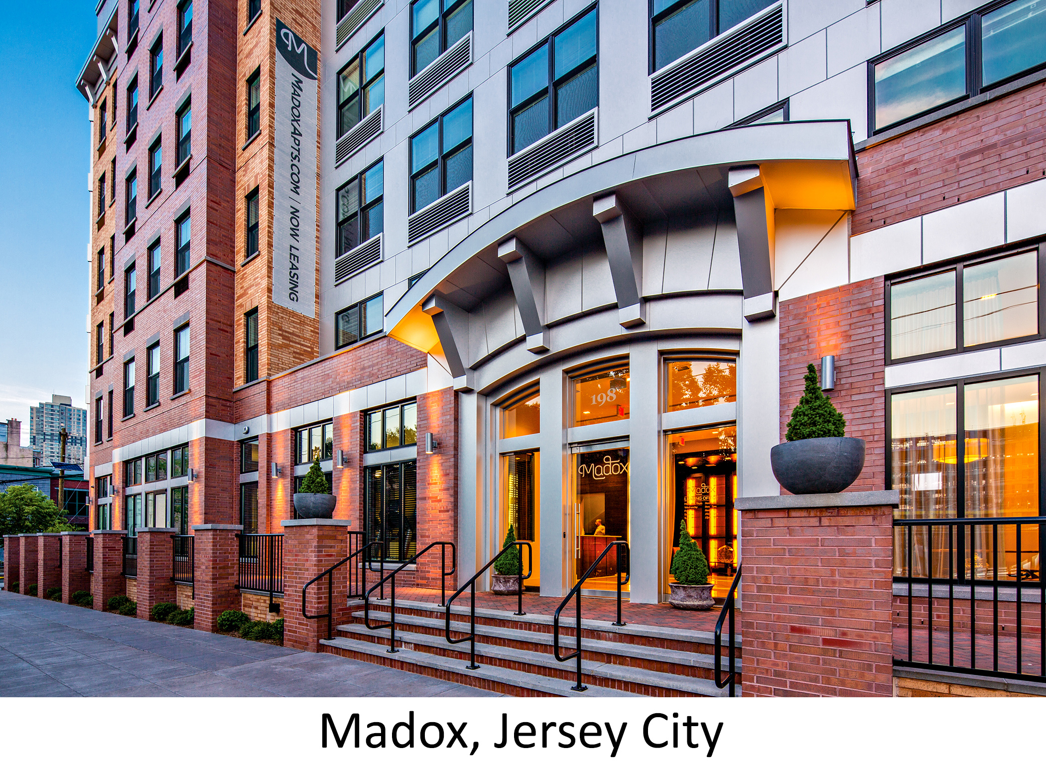 Madox In Jersey City Trades From J P Morgan To Equity